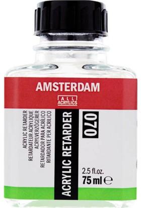 Talens Amsterdam Acrylic Retarder 070 Kuruma Geciktiren Medyum 75 ml