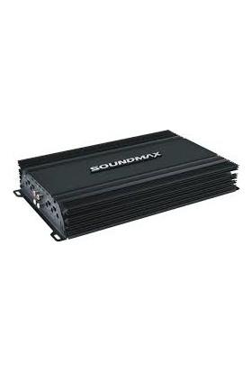 Soundmax SX-2500.4 4ch 3000W Oto Anfi