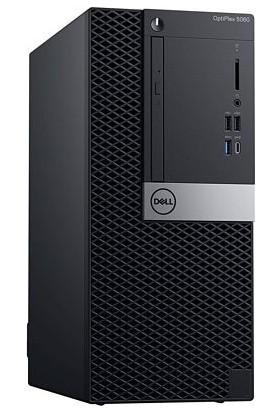 Dell OptiPlex 5060MT Intel Core i5 8500T 4GB 500GB Windows 10 Pro Masaüstü Bilgisayar N008O5060MT_W