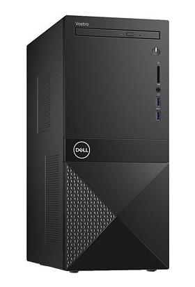Dell Vostro 3670MT Intel Core i3 8100 4GB 1TB Windows 10 Pro Masaüstü Bilgisayar N104VD3670EMEA01_W