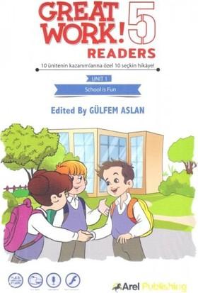 Arel Publıshıng Yayınları Great Work ! 5 Readers