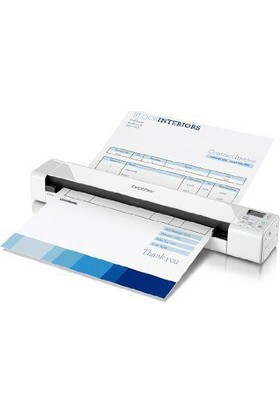 Brother DS-820W Mobile Color Page Scanner