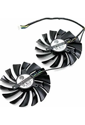 Dc Brushless PLD10010S12HH MSI RX 580 Oyuncu X+ 8G Fan