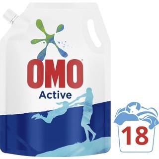 Omo Active Sıvı Deterjan Çevre Dostu Paket 1170 ML
