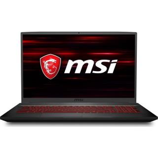 "MSI GF75 Thin 9SC-439XTR Intel Core i7 9750H 8GB 1TB + 256GB SSD GTX1650 Freedos 17.3"" FHD Taşınabilir Bilgisayar"