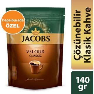 Jacobs Velour Classic Kahve 140 gr
