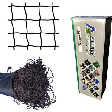 Hentbol Kale Filesi Ağı AHF143 6mm 10X10 Polipren(Floş) Fiyatı
