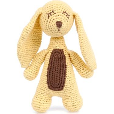 Amigurumi Uyuyan Tavşan Yapımı - Örgü Modelleri | 375x375