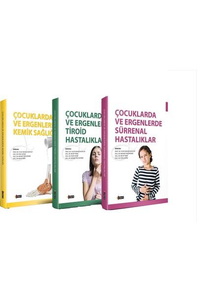 Çocuklarda ve Ergenlerde Hastalıklar Seti (3 Kitap Takım)