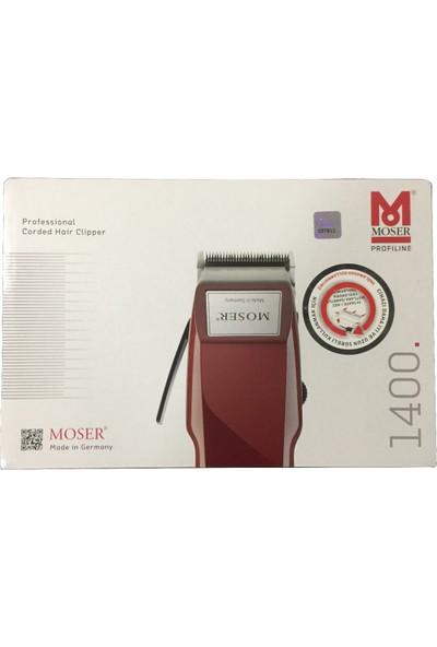 Moser Profesyonel Saç Kesme Makınası Set Dei-1400-0278