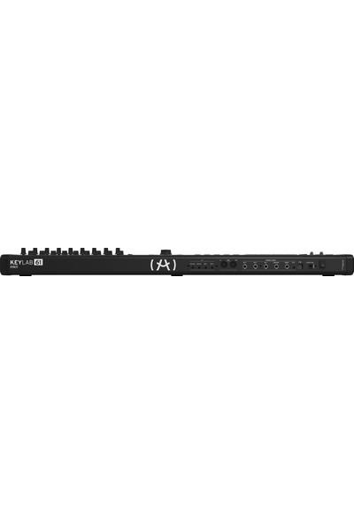 Arturia Keylab 61 MK2 - Siyah