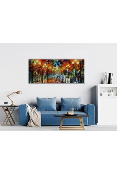 Hepsi Home Dev Boyut Dekoratif Kanvas Tablo - 60x140cm