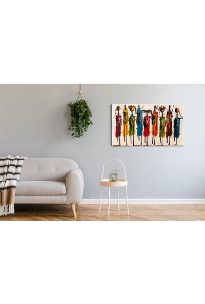 Hepsi Home Dev Boyut Dekoratif Kanvas Tablo - 100x140cm