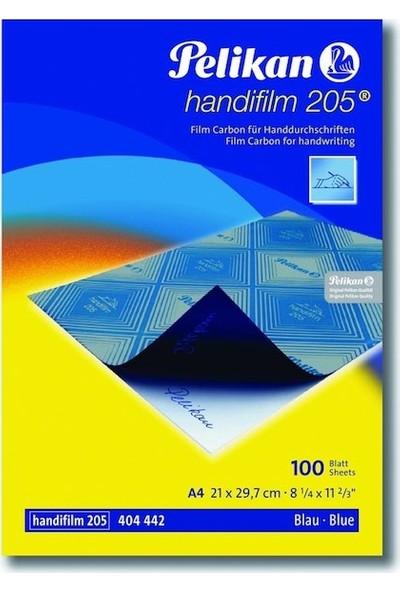 Pelikan Karbon Kağıdı 205 Handfılm Mavi 404442