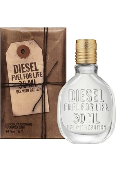 Diesel Fuel For Life Edt 30 Ml Erkek Parfüm