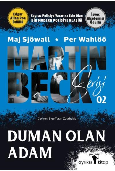 Duman Olan Adam - Per Wahlöö