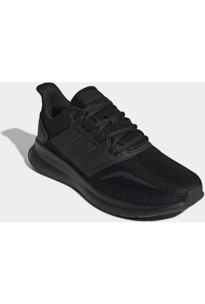 Adidas Runfalcon Siyah Erkek Koşu Yürüyüş Spor Ayakkabı G28970