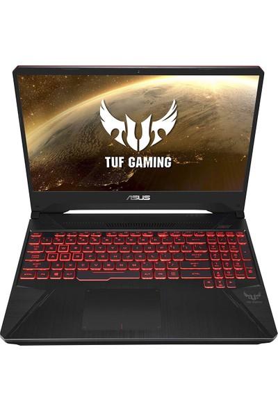 "Asus FX505GD-BQ108 Intel Core i5 8300H 8GB 256GB SSD GTX1050 Freedos 15.6"" FHD Taşınabilir Bilgisayar"