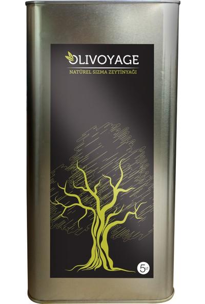 Olivoyage Natürel Sızma Zeytinyağı 5L