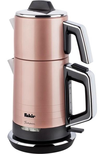 Fakir Temper Çelik Çay Makinesi Rosie
