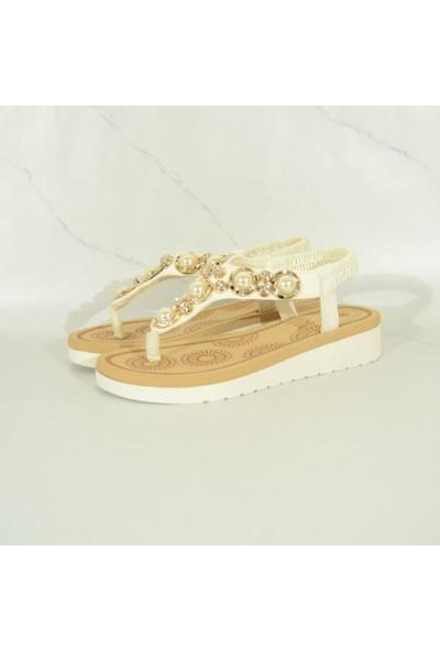 Guja 302 Kadın Taşlı Sandalet