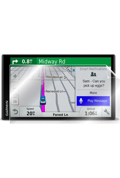 """IPG Garmin Drivesmart 61 Lmt-S Araba Navigasyon 6,95"""" Görünmez Ekran Koruyucu"""