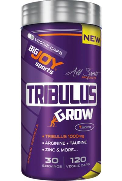 Bigjoy Sports Tribulus Grw 120 Veggie Kapsül