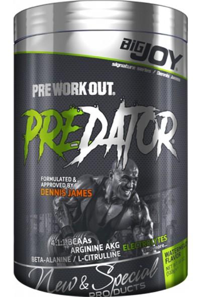 Bigjoy Predator 510 gr 30 Servis Antrenman Öncesi Preworkout
