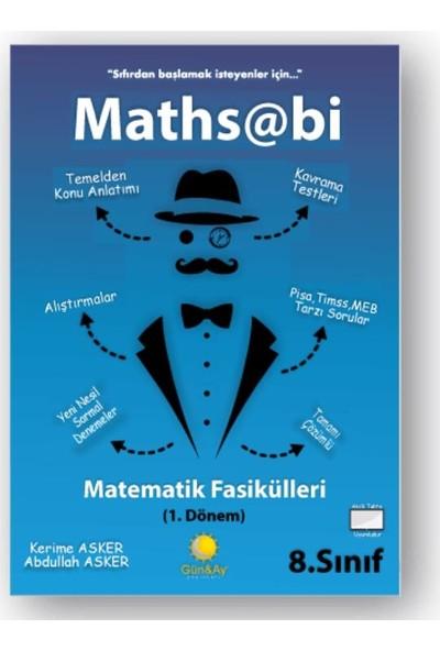 Günay Yayınları 8. Sınıf Matematik Fasikülleri Maths@Abi 1