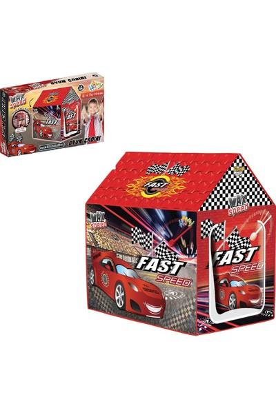 Furkan Furkantoys Max Speed Cars Oyun Çadırı