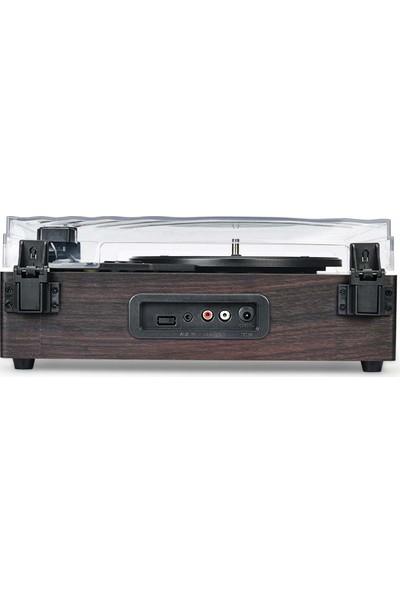 Gdl Retro T500 Cherry Plak Çalar (Pikap - Bluetooth)