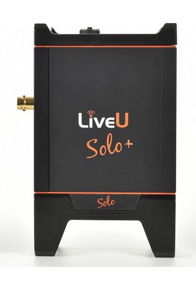 Liveu Solo+ Dahili Iki 4.5g Modemli Kablosuz Canlı Yayın Video Aktarım Cihazı