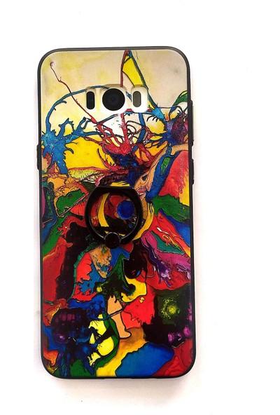 Leoleo Samsung Galaxy S8 Plus Silikon Kılıf