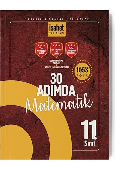 İsabet Yayıncılık 11. Sınıf 30 Adımda Matematik
