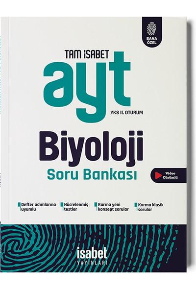 İsabet Yayıncılık AYT Biyoloji Soru Bankası