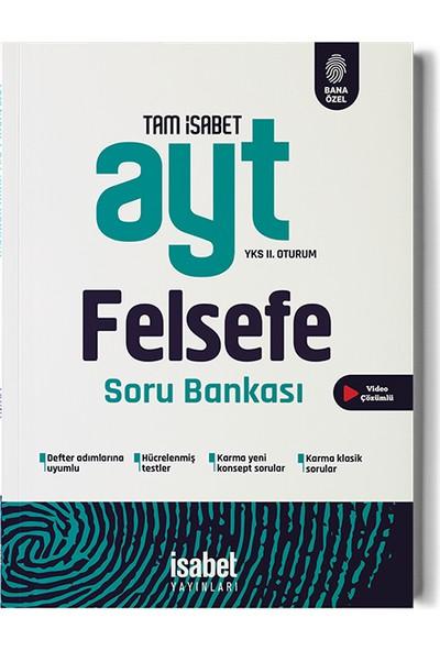 İsabet Yayıncılık AYT Felsefe Soru Bankası