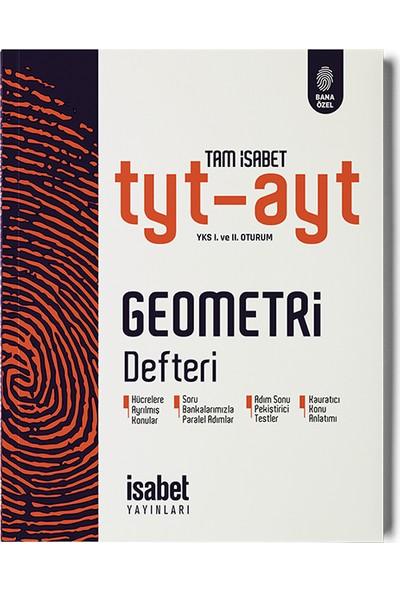 İsabet Yayıncılık TYT - AYT Geometri Defteri