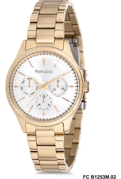 Ferrucci FCB1253M.02 Kadın Kol Saati