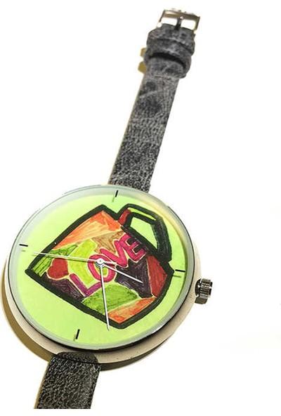 Hediye-ci SA010 Kadın Kol Saati