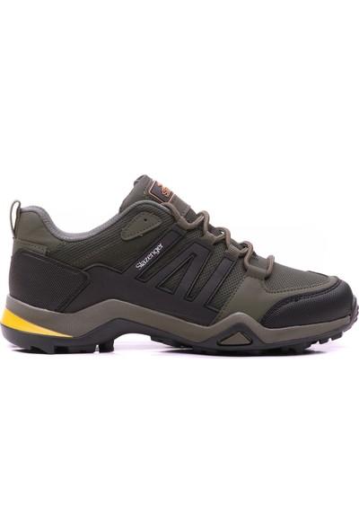 Slazenger General Outdoor Erkek Outdoor Ayakkabı Ayakkabı Haki