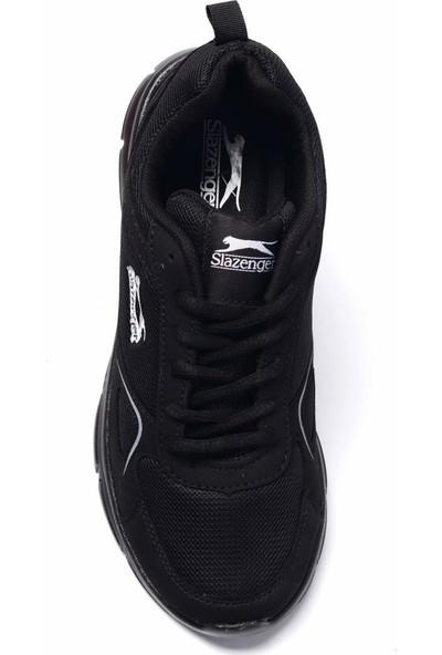 Slazenger German I Koşu & Yürüyüş Erkek Ayakkabı Siyah