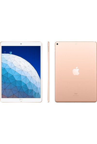 "Apple iPad Air 3 64GB 10.5"" Wi-Fi Retina Tablet - Altın MUUL2TU/A"