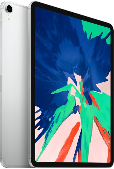 "Apple iPad Pro Wi-Fi Cellular 64GB 11"" Tablet - Gümüş MU0U2TU/A"