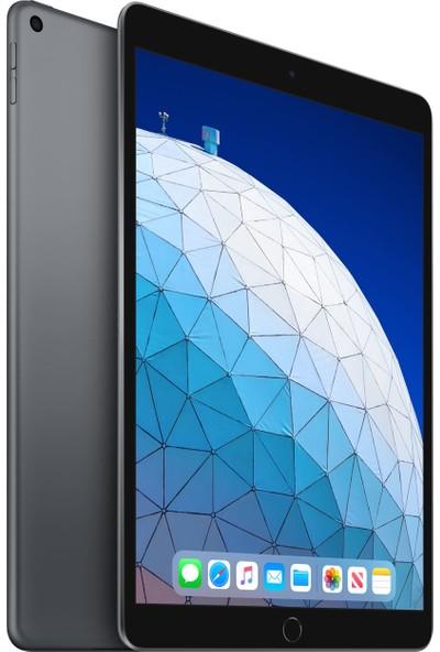 """Apple iPad Air 3 64GB 10.5"""" Wi-Fi Retina Tablet - Uzay Grisi MUUJ2TU/A"""