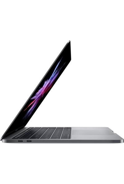 """Apple Macbook Pro Touch Bar Intel Core i5 8259U 8GB 256GB SSD MacOs 13"""" QHD Taşınabilir Bilgisayar MR9Q2TU/A - Gri"""