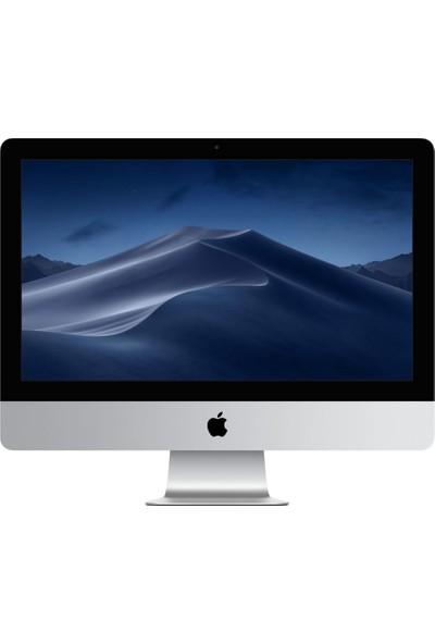 """Apple iMac Intel Core i3 8GB 1TB 2GB Radeon Pro 555X 21.5"""" Retina 4K All In One Bilgisayar MRT32TU/A"""
