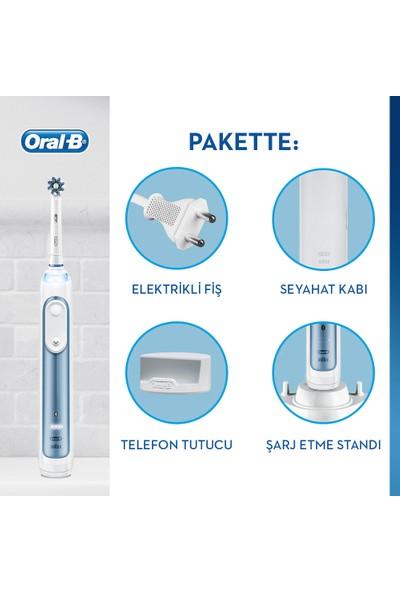 Oral-B Smart 6000 Şarj Edilebilir Diş Fırçası Cross Action