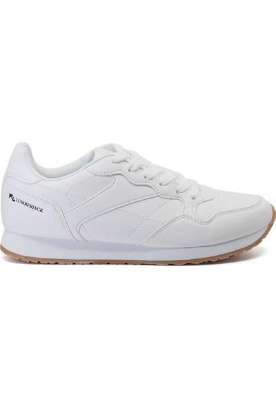 Lumberjack 9K-100403656 Hello Erkek Ayakkabı Beyaz