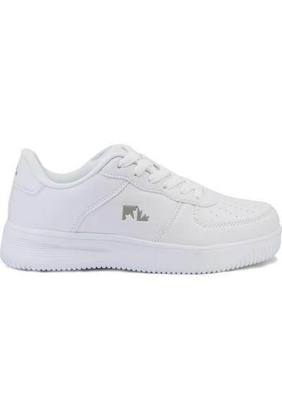 Lumberjack 9K-100416477 Finster Wmn Kadın Ayakkabı Beyaz