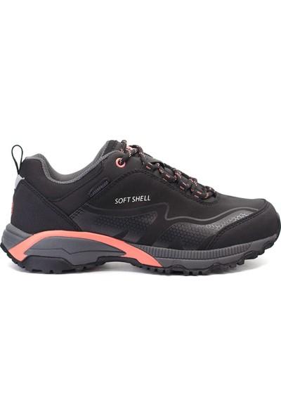 Lumberjack 9K-100420760 Fest Kadın Ayakkabı Siyah